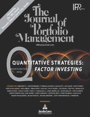 Introduction: Quantitative Special Issue | The Journal of