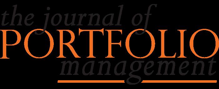 The Journal of Portfolio Management
