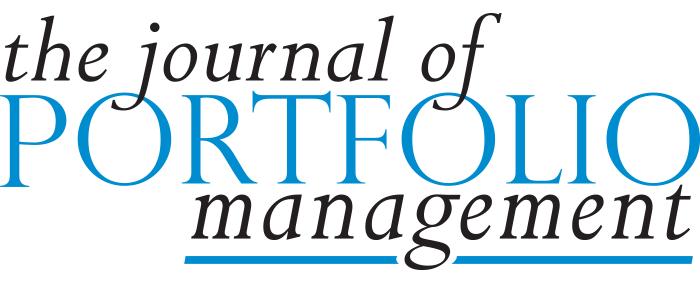 The Journal of Portfolio Management