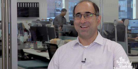 Featured Video: Victor Haghani, Founder and CIO of Elm Partners, chats with Mark Adelson about Overvalued Stocks (Invited Editorial Comment appeared in The Journal of Portfolio Management Vol 43 Issue 2)
