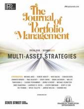 The Journal of Portfolio Management: 45 (2)
