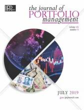 The Journal of Portfolio Management: 45 (5)