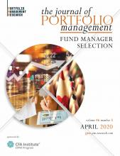 The Journal of Portfolio Management: 46 (5)