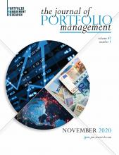 The Journal of Portfolio Management: 47 (1)