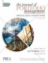 The Journal of Portfolio Management: 47 (10)