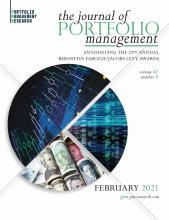 The Journal of Portfolio Management: 47 (3)