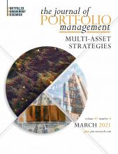 The Journal of Portfolio Management: 47 (4)
