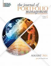 The Journal of Portfolio Management: 47 (8)